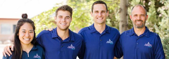 Chiropractors Sparks NV Chiropractor Team