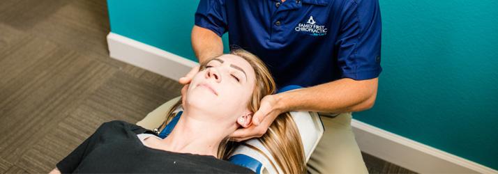 Chiropractor Sparks NV Brandon Adjustment